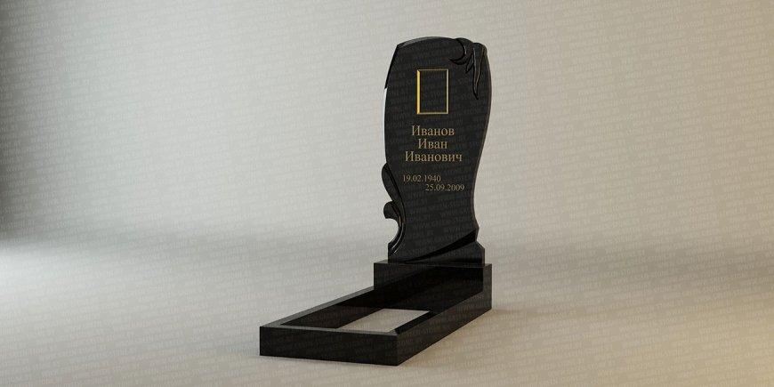 Вертикальный памятник: F-12