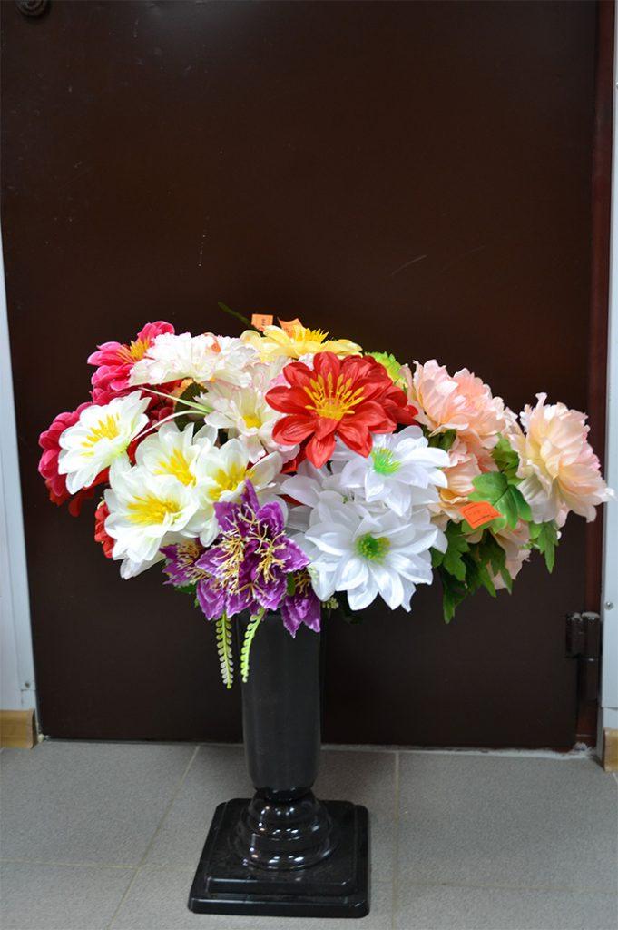 Искусственные цветы: 001
