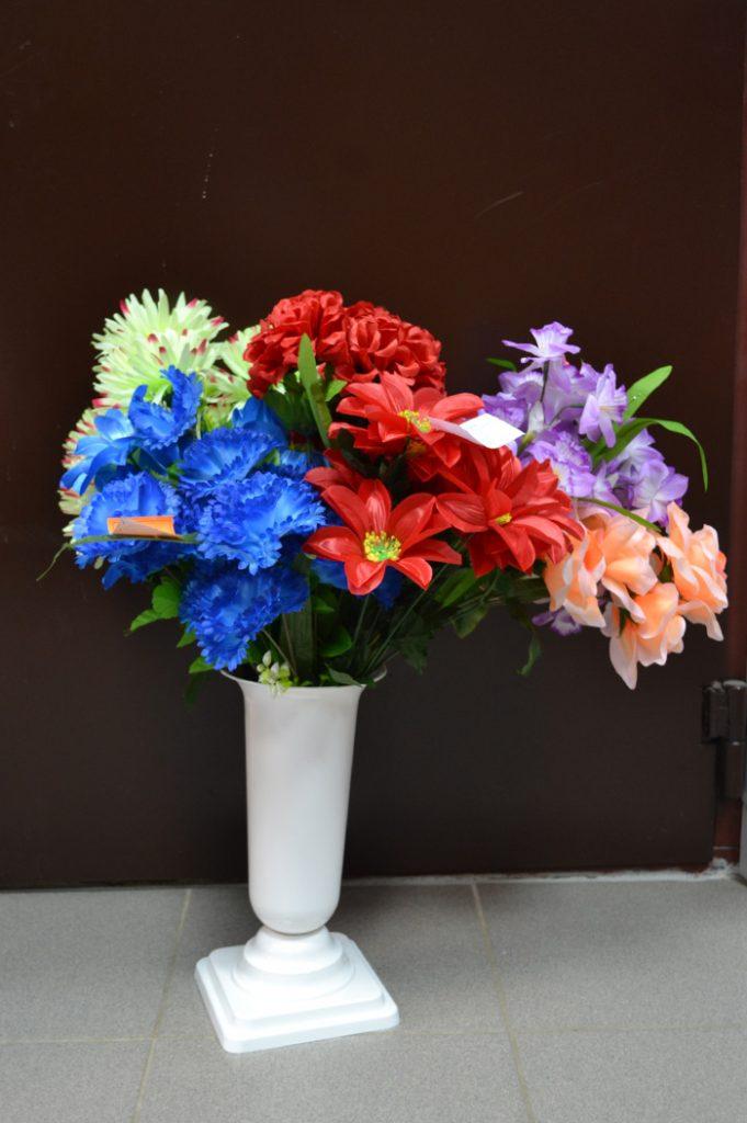 Искусственные цветы: 003