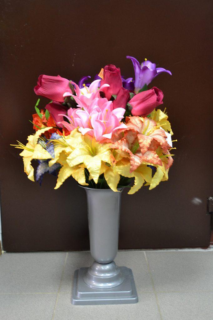 Искусственные цветы: 004