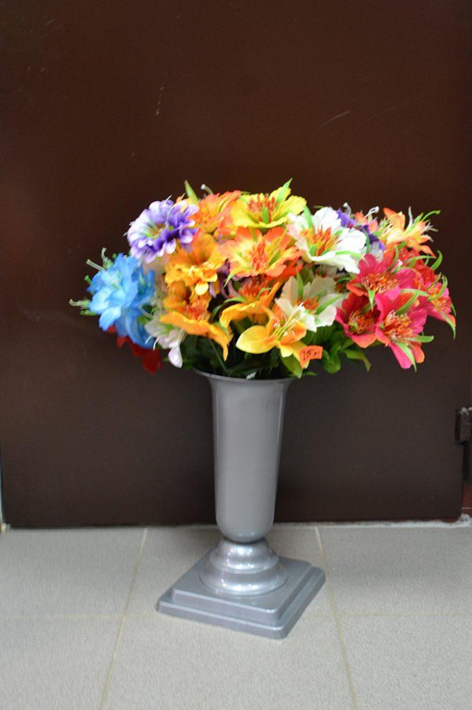 Искусственные цветы: 005