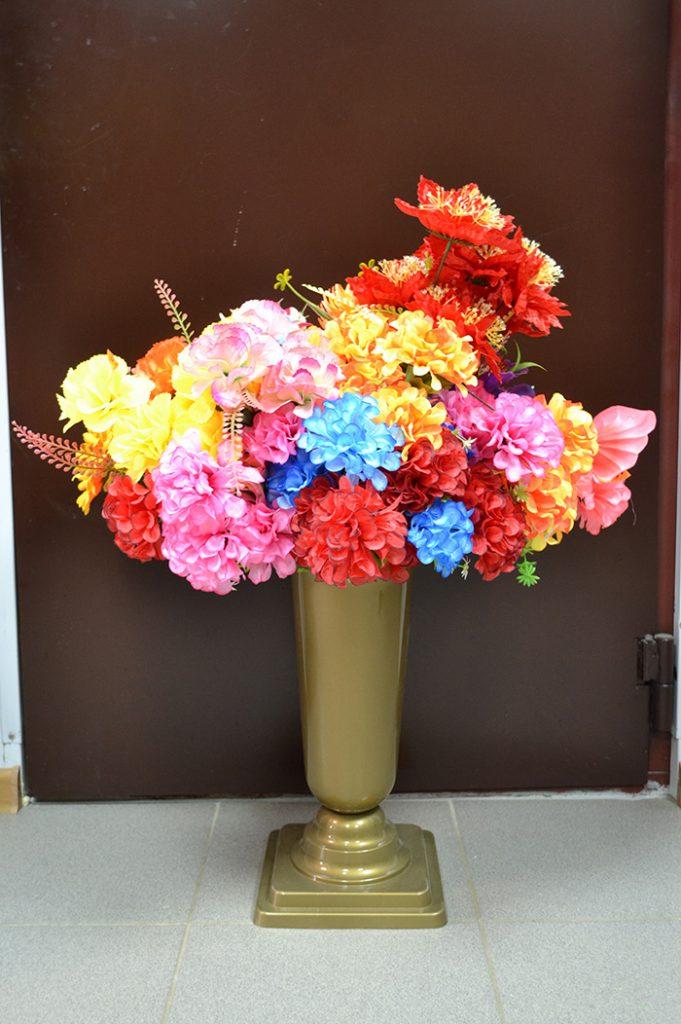 Искусственные цветы: 006