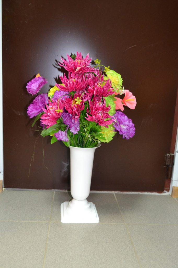 Искусственные цветы: 008