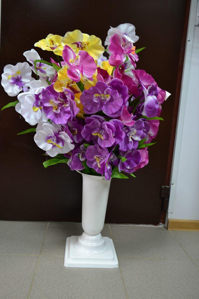 Искусственные цветы: 011