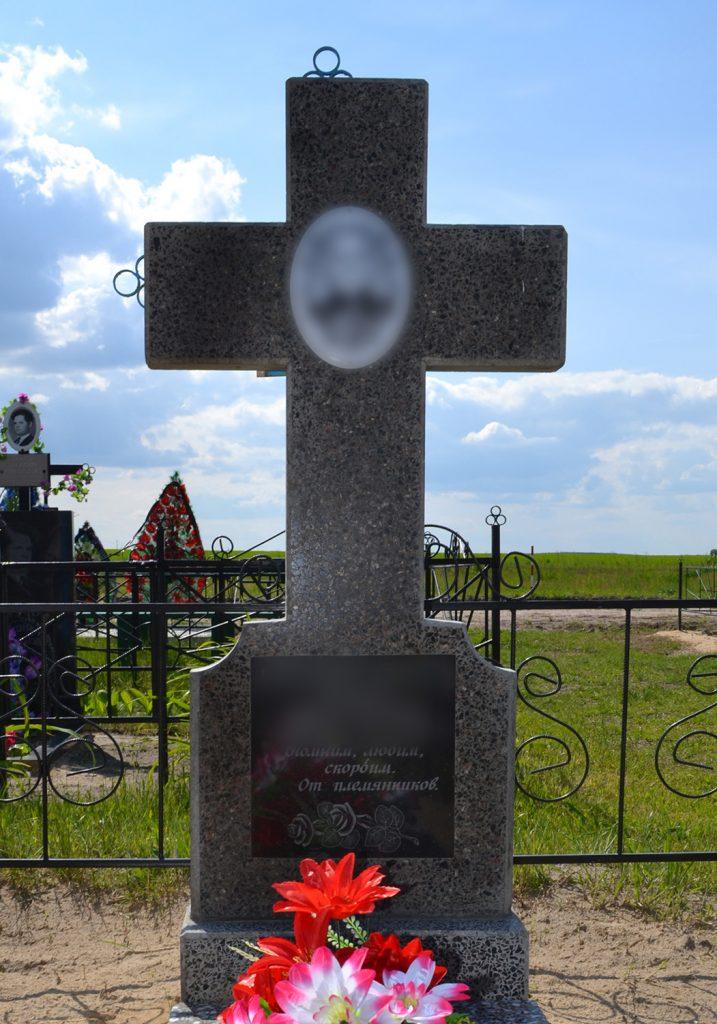 Памятник из мраморной крошки: 001